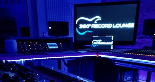 360 Grad Record Lounge - Timetoobecool
