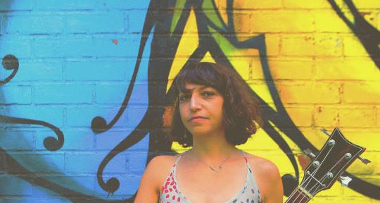 Singer-songwriter - Zeynep Jane Bozok