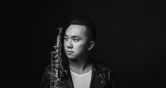 Session/Touring Saxophonist - Justin Klunk