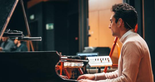 Session Pianist & Keyboardist - Stefano Proietti