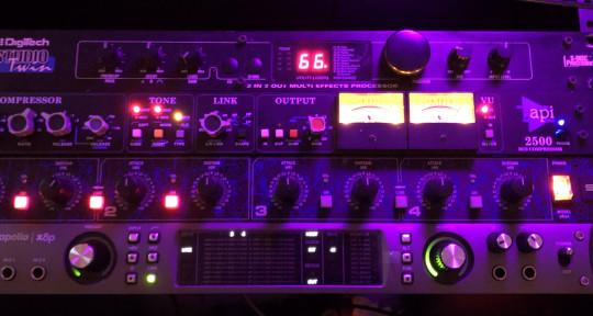 Remote Mastering - DG Mastering