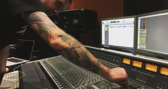 Mix & Mastering  Engineer - Daniel Alejandro O'Connell
