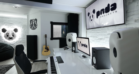 Recording, Mixing, Mastering - PNDA Projects