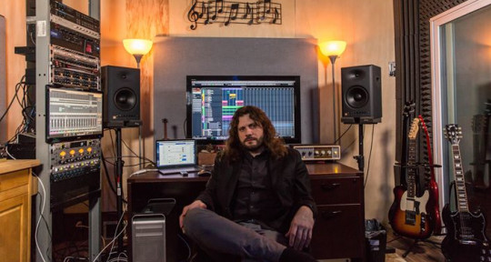 Mixing and Mastering engineer  - Johnny Helms
