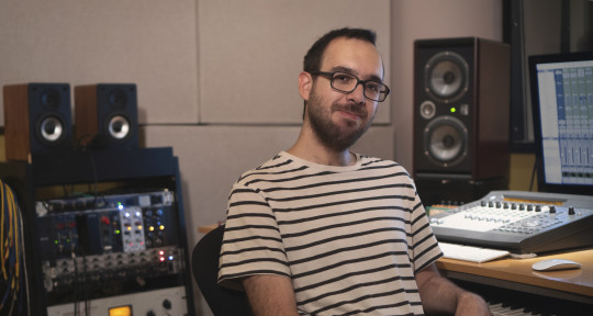 Mixing Engineer / Producer - Santiago Iezzi