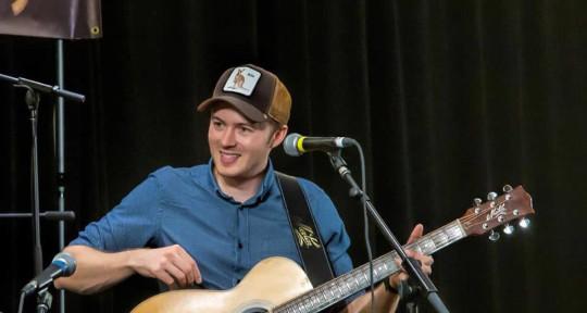 Acoustic & Electric Guitar - Joe Robinson