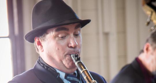 Clarinet | Saxophone | Vocals - Brian Campbell