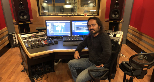 Mixing and Mastering Engineer - DIKK