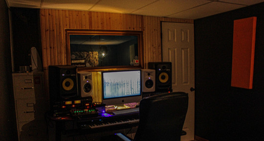 Recording Studio - Moddy