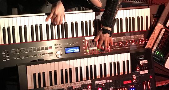Keys,Ableton,Electronic Prod. - Rachel Z Hakim