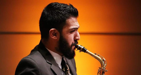 Session sax, woodwind player. - Fredy Sax