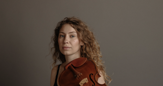 Photo of Marta Honer - Strings!