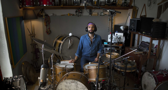 Photo of Piero Perelli DrumsPercussions