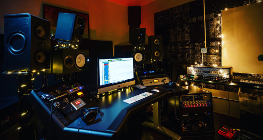 Rockstar Mixing and Mastering - BlackMagick Recording
