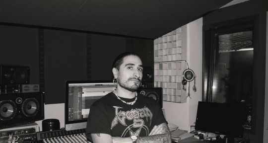 Producer, mixing and more - Alessandro Del Vecchio