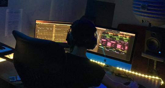 Mixing Engineer;Music Producer - Jupiter On Air