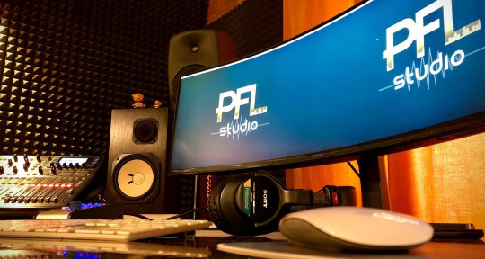 Photo of PFL studio