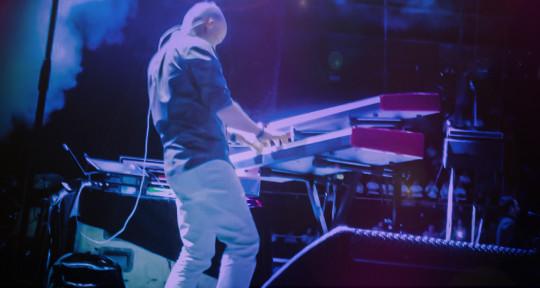 Producer, Keys, Playback Prog. - Luiggy Santiago
