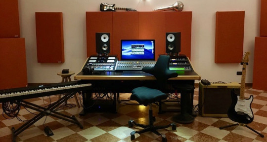 Backing tracks for artists - Sopralenuvole Music Studio