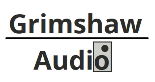 Your Music Brought To Life - Grimshaw Audio