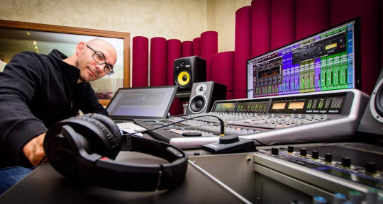 Music Producer/Engineer - Mic Roussos