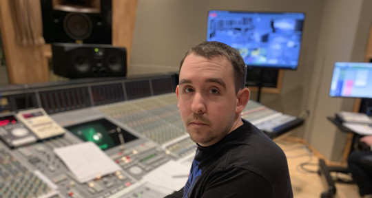 Audio/Mix Engineer. Producer - Caleb Fisher