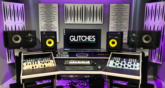 Music Producer, Mix&Mastering - Glitches