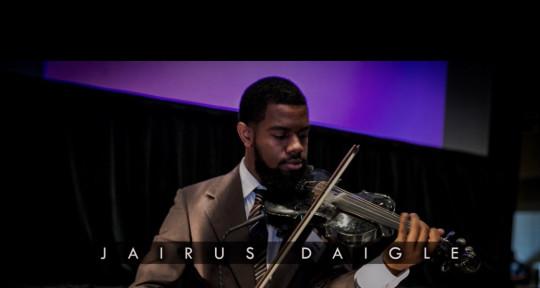 Photo of Jairus Daigle