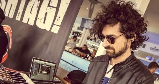 Producer, Keyboardist - Alessandro Skaf Omiciuolo
