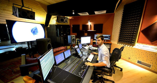 MIX & MASTER & EDIT & FOH - Alexandru Pana