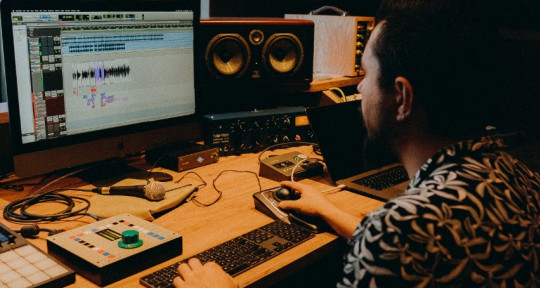Mixing and mastering - Andres Guerrero