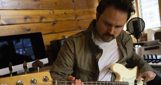 Bassist  - David Amezcua