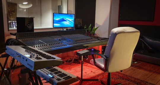 Recording Studio, Mix & Master - City Studios Lisboa