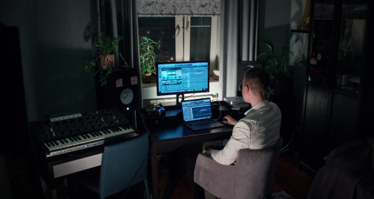 Remote low-cost mixing - Kilin Daniil (Sawoni studio)
