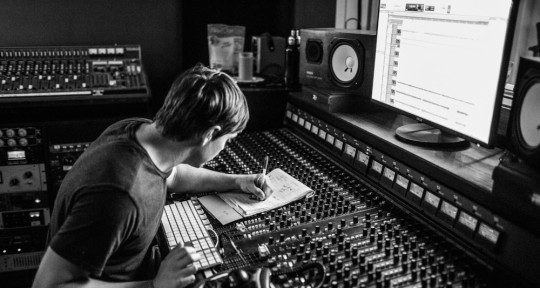 Studio and Mix Engineer - Logan Matheny