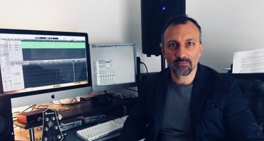 Producer, editor, soundscapes. - Dario Mattia
