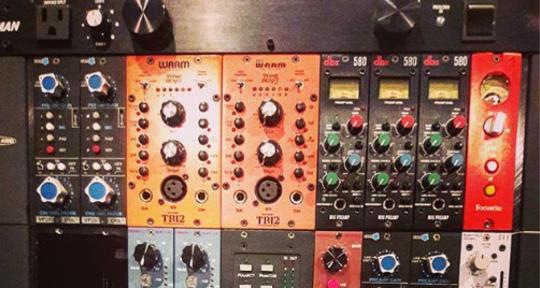 Tracking/Mixing Engineer - Bryan Wolbert