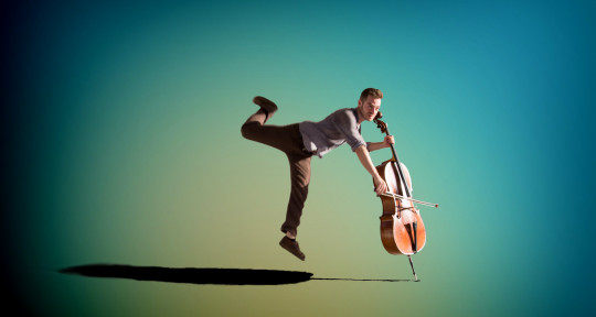 Session Cello - Jake Charkey