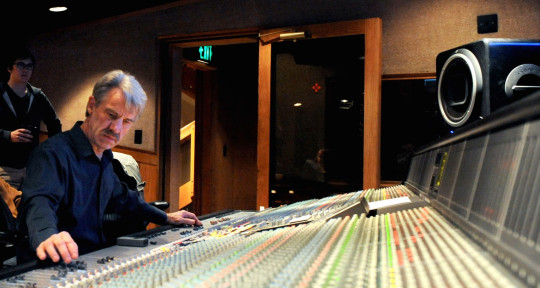 Producer/Engineer/Mixer - Francis Buckley