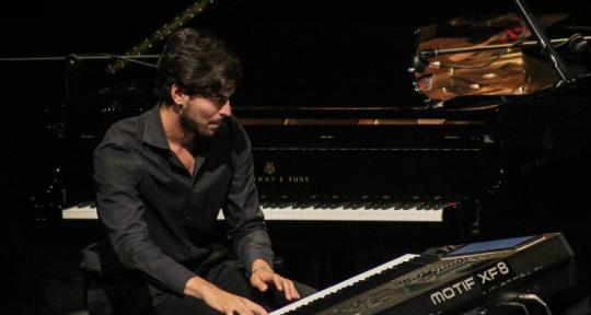 Piano/Keyboards - Arranging - Josh Karas Music