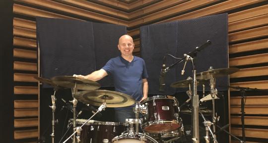 Drummer, singer, engineer - Jimmy Keegan