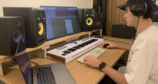Mix Engineer  - Jude Machan