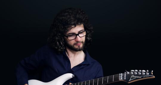 Session guitarist, producer - Liviu Dirdala