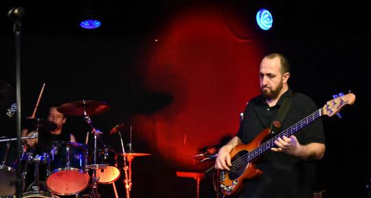 session bassist - ilanOnbass