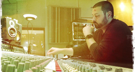 Mixer and Recording Engineer - Alberto Hernandez Audio