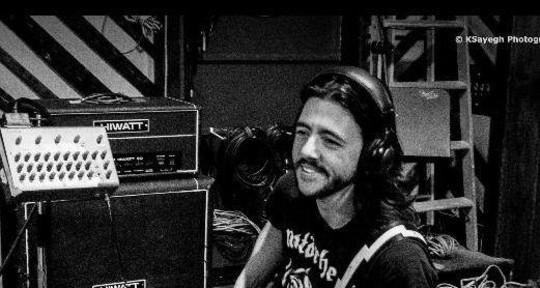 Guitarist -  Session / Studio - Dan Neary