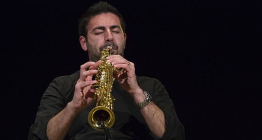Session sax player/composer - Giuseppe Santangelo