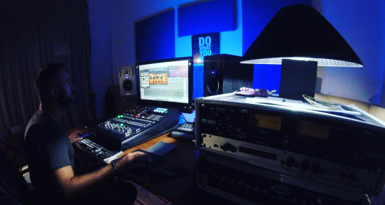 Mix and mastering engineer - nowmixstudio