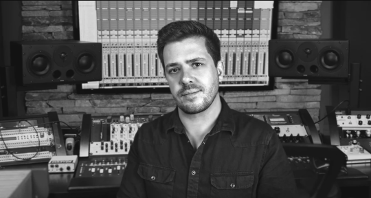 Mixing Engineer And Producer - Mark Abrams