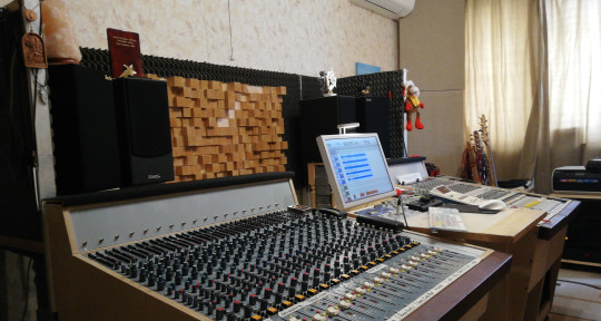 analog mixing  - mimsound exclusive studio